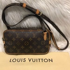 Authentic Louis Vuitton Marley Dragonne #2.8M